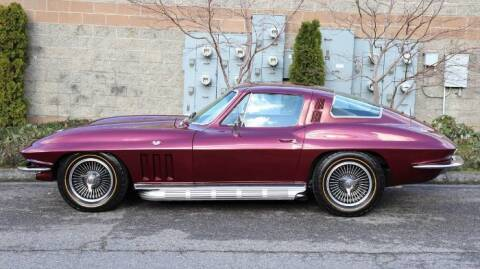 1965 Chevrolet Corvette for sale at Classic Car Deals in Cadillac MI