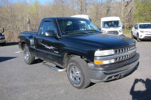 2002 Chevrolet Silverado 1500 for sale at K & R Auto Sales,Inc in Quakertown PA