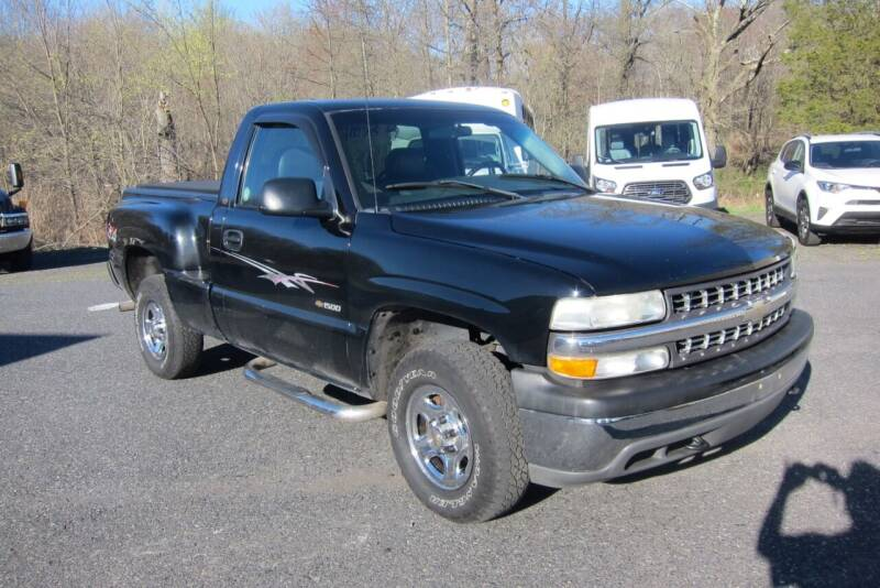 2002 Chevrolet Silverado 1500 for sale at K & R Auto Sales,Inc in Quakertown PA