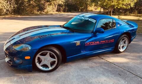 1996 Dodge Viper for sale at TROPHY MOTORS in New Braunfels TX