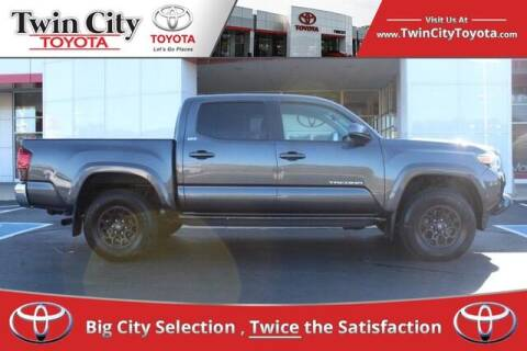 2019 Toyota Tacoma for sale at Twin City Toyota in Herculaneum MO