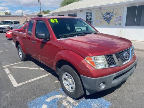 2007 Nissan Frontier for sale at Robert Judd Auto Sales in Washington UT