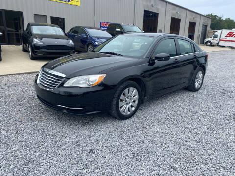 2014 Chrysler 200 for sale at Alpha Automotive in Odenville AL