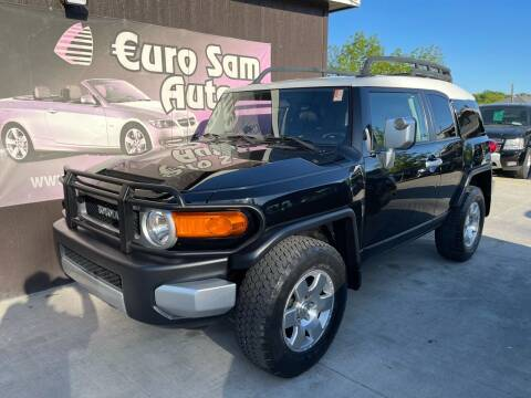 2008 Toyota FJ Cruiser for sale at Euro Auto in Overland Park KS