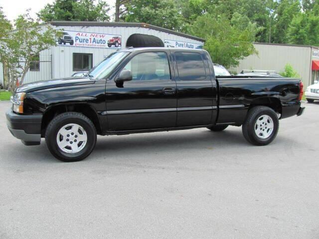 2005 Chevrolet Silverado 1500 for sale at Pure 1 Auto in New Bern NC