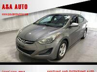 2014 Hyundai Elantra for sale at A&A AUTO in Fairhaven MA