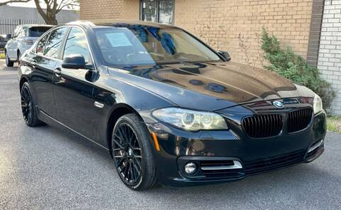 2015 BMW 5 Series for sale at Auto Imports in Houston TX