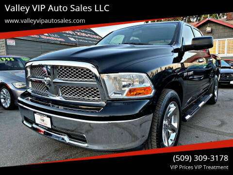 2010 Dodge Ram Pickup 1500 for sale at Valley VIP Auto Sales LLC in Spokane Valley WA