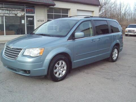 2008 Chrysler Town and Country for sale at Settle Auto Sales TAYLOR ST. in Fort Wayne IN