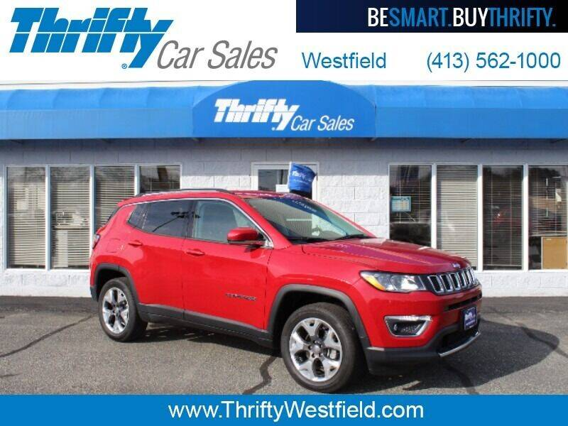 2021 Jeep Compass for sale at Thrifty Car Sales Westfield in Westfield MA