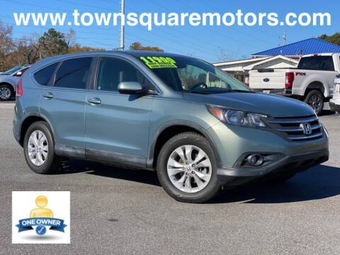 2012 Honda CR-V for sale at Town Square Motors in Lawrenceville GA