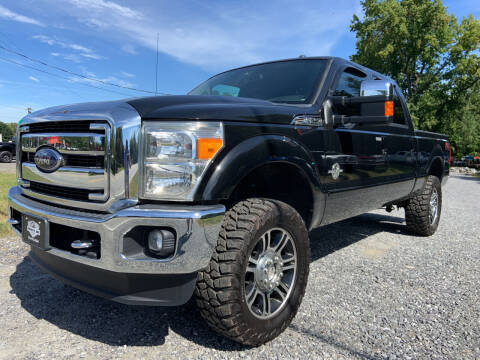 2015 Ford F-250 Super Duty for sale at Priority One Auto Sales in Stokesdale NC