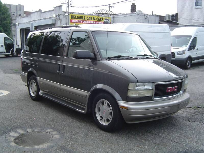 2003 GMC Safari for sale at Reliable Car-N-Care in Staten Island NY