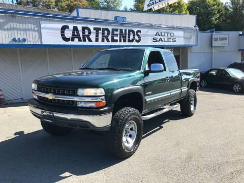 2001 Chevrolet Silverado 1500 for sale at Car Trends 2 in Renton WA