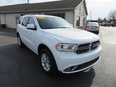 2015 Dodge Durango for sale at Tri-County Pre-Owned Superstore in Reynoldsburg OH