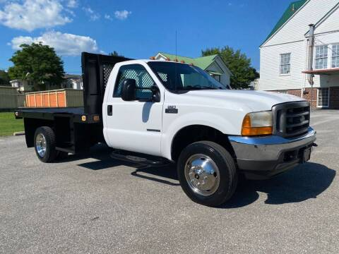 2001 Ford F-550 Super Duty for sale at Heavy Metal Automotive LLC in Anniston AL