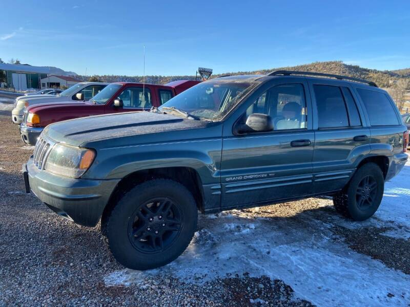 2002 Jeep Grand Cherokee for sale at Skyway Auto INC in Durango CO
