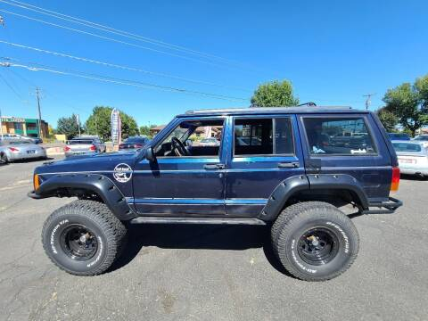 1997 Jeep Cherokee for sale at Silverline Auto Boise in Meridian ID