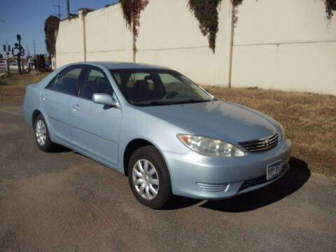 2005 Toyota Camry for sale at Metro Motor Sales in Minneapolis MN