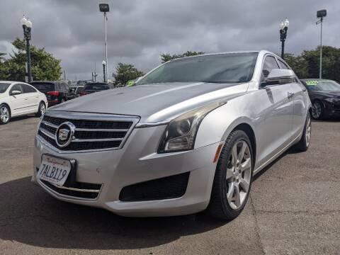 2014 Cadillac ATS for sale at Convoy Motors LLC in National City CA