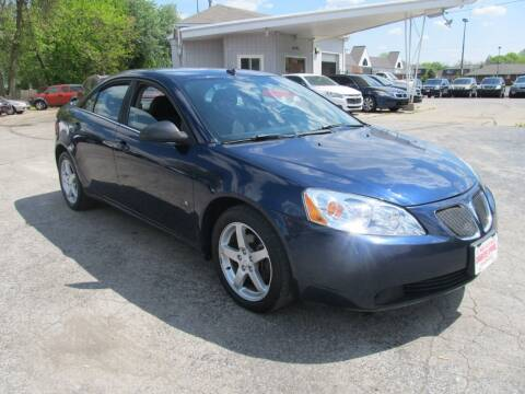2009 Pontiac G6 for sale at St. Mary Auto Sales in Hilliard OH
