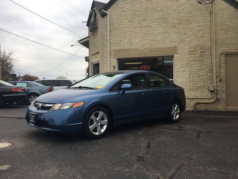 2008 Honda Civic for sale at Strong Automotive in Watertown WI