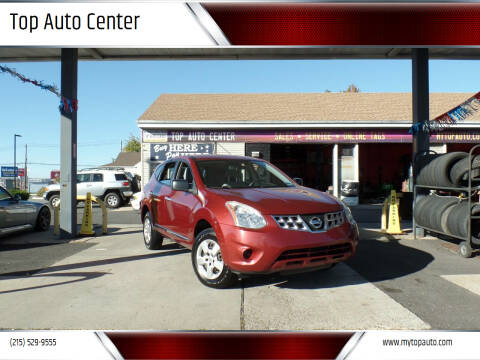 2013 Nissan Rogue for sale at Top Auto Center in Quakertown PA