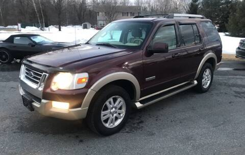 2006 Ford Explorer for sale at R & R Motors in Queensbury NY