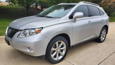 2012 Lexus RX 350 for sale at Western Star Auto Sales in Chicago IL