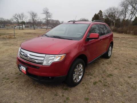 2010 Ford Edge for sale at LA PULGA DE AUTOS in Dallas TX