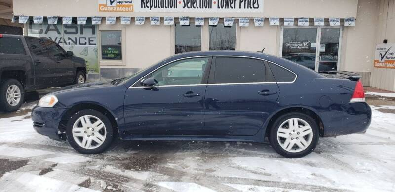2012 Chevrolet Impala for sale at HomeTown Motors in Gillette WY