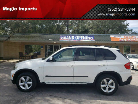 2010 BMW X5 for sale at Magic Imports in Melrose FL