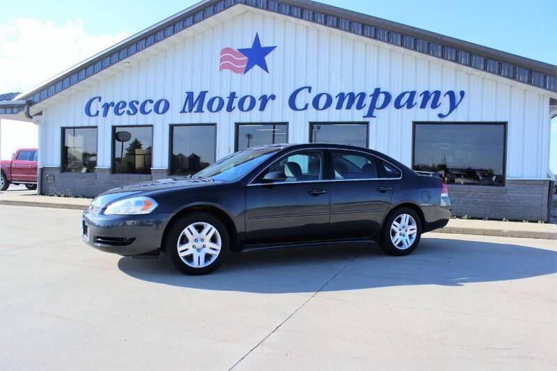 2013 Chevrolet Impala for sale at Cresco Motor Company in Cresco IA