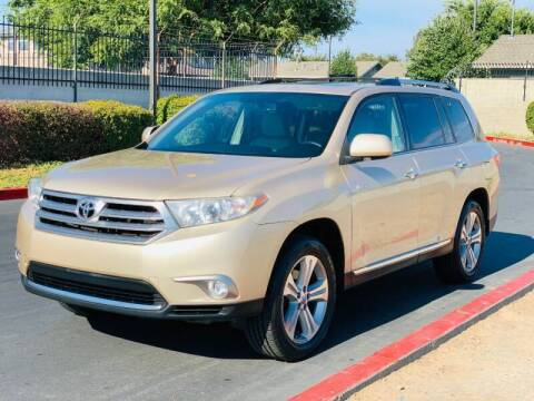 2012 Toyota Highlander for sale at United Star Motors in Sacramento CA