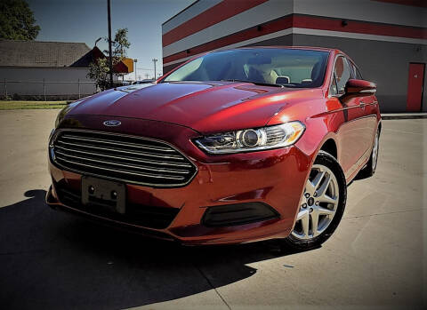 2014 Ford Fusion for sale at A1 Group Inc in Portland OR