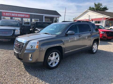2011 GMC Terrain for sale at Y City Auto Group in Zanesville OH