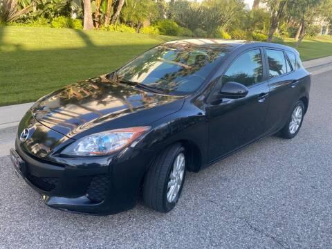 2012 Mazda MAZDA3 for sale at Donada  Group Inc in Arleta CA