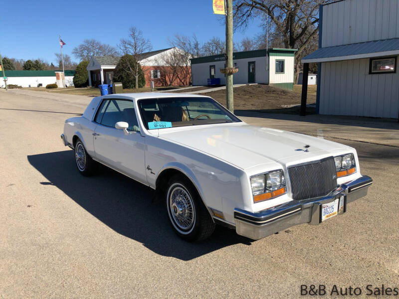 1979 Buick Riviera for sale at B & B Auto Sales in Brookings SD