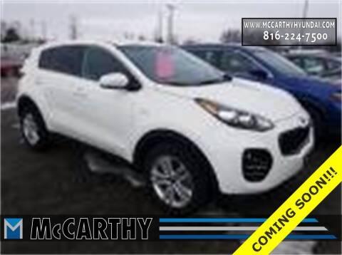 2018 Kia Sportage for sale at Mr. KC Cars - McCarthy Hyundai in Blue Springs MO