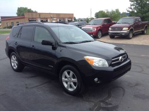 2008 Toyota RAV4 for sale at Bruns & Sons Auto in Plover WI