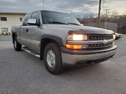 2001 Chevrolet Silverado 1500 for sale at MX Motors LLC in Ashland MA