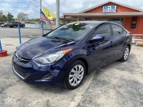 2011 Hyundai Elantra for sale at D&S Auto Sales, Inc in Melbourne FL