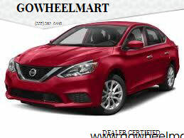 2019 Nissan Sentra for sale at GOWHEELMART in Available In LA