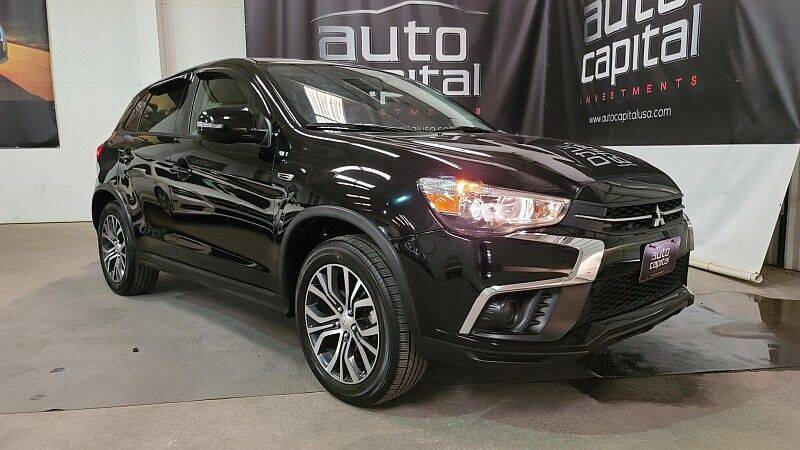 2018 Mitsubishi Outlander Sport for sale in Fort Worth, TX