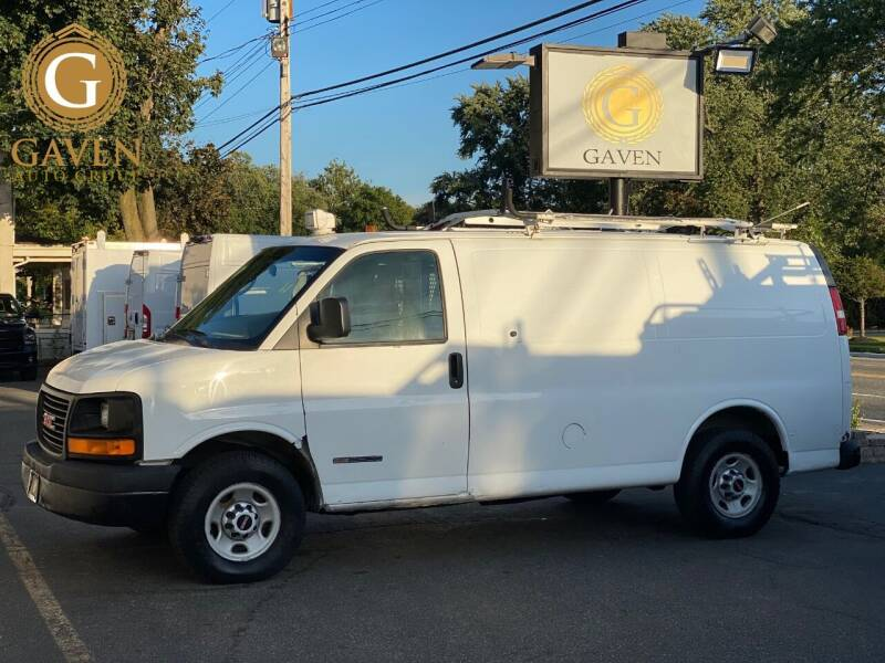 2006 GMC Savana Cargo for sale at Gaven Auto Group in Kenvil NJ
