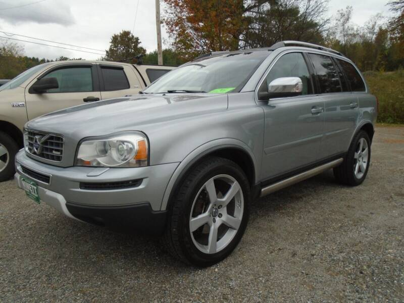 2012 Volvo XC90 for sale at Wimett Trading Company in Leicester VT
