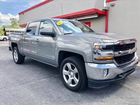 2017 Chevrolet Silverado 1500 for sale at Richardson Sales & Service in Highland IN