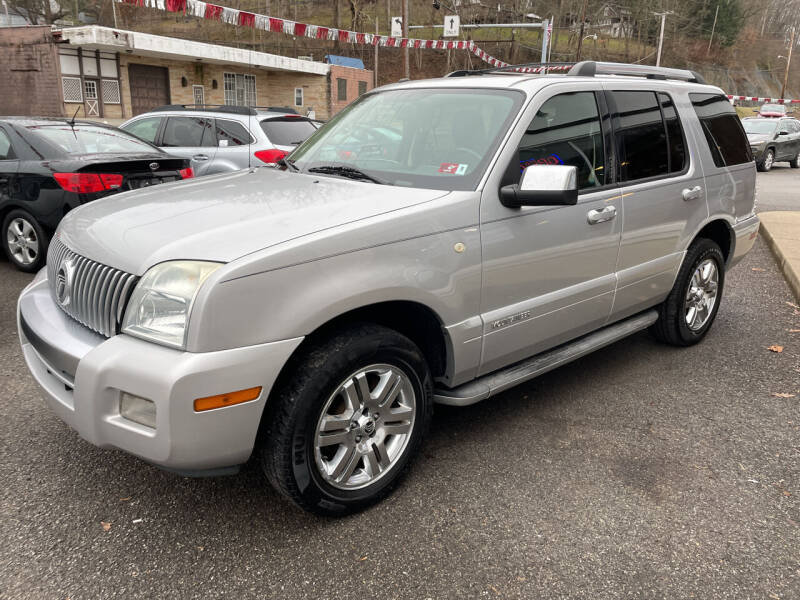 2010 Mercury Mountaineer for sale at Turner's Inc - Main Avenue Lot in Weston WV