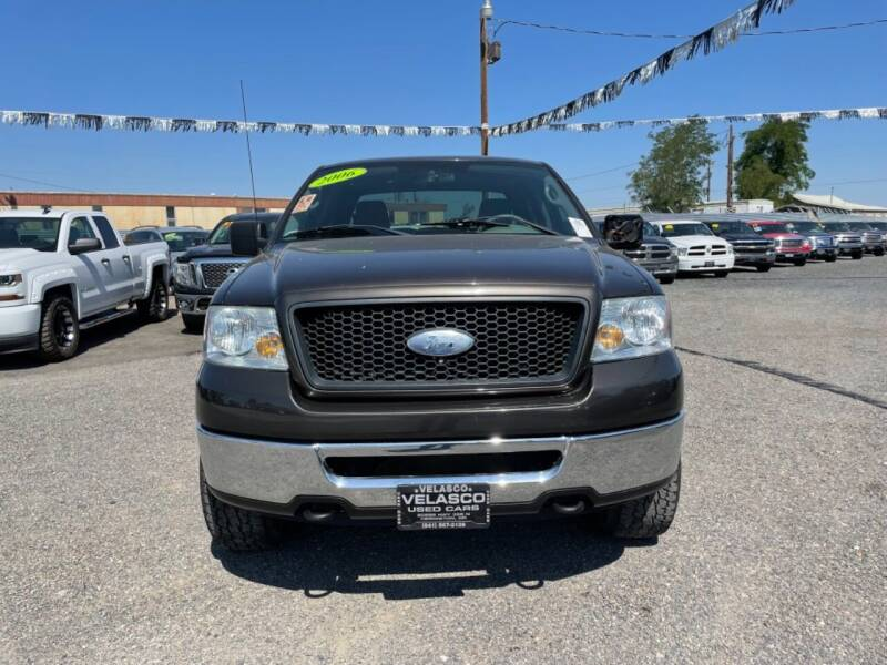 2006 Ford F-150 for sale at Velascos Used Car Sales in Hermiston OR