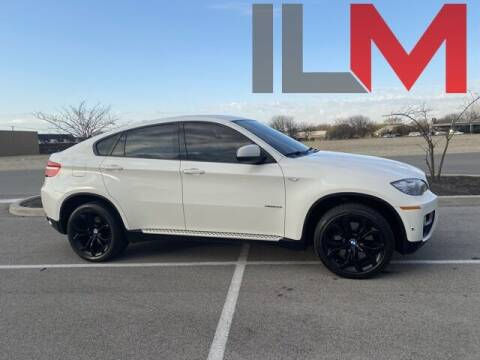 2014 BMW X6 for sale at INDY LUXURY MOTORSPORTS in Fishers IN